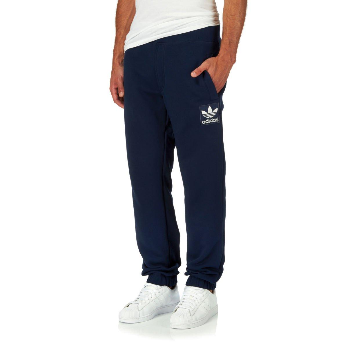 adidas Originals - Pantalón de chándal Sport Essentials, azul ...