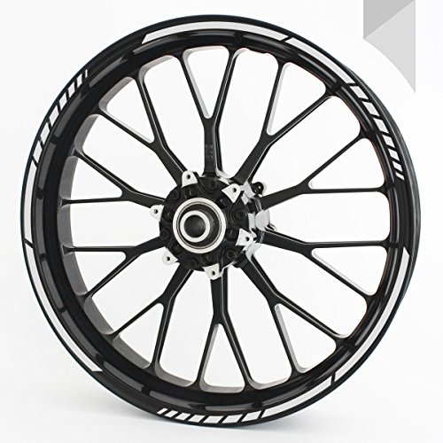 19 Inch Motorcycle Rims - 8