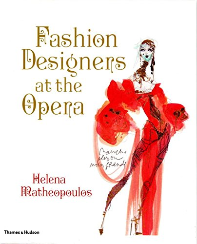 [Fashion Designers at the Opera] (Costumes Nps)