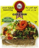 Golchin Shish Kabob Seasoning, 1-Ounce Bags (Pack of 12)