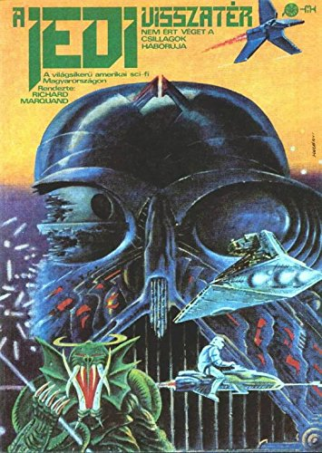 Star Wars: Episode VI - Return of the Jedi Hungarian (1983) Movie Poster 24