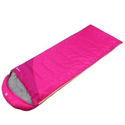 Ren Chang Jia Shi Pin Firm Sac de couchage adulte intérieur épais chaud camping extérieur hiver viscérale plume coton sac de couchage d'été 180 * 75 cm