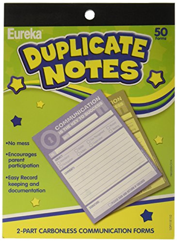 Eureka Key to Success Duplicate Notes Large (863205)
