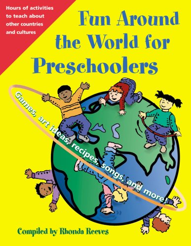 Fun Around the World for Preschoolers by Brand: New Hope Publishers - Grow