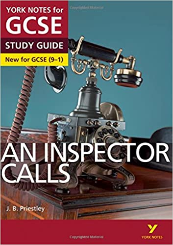 An Inspector Calls: York Notes for GCSE (9-1): Amazon co uk