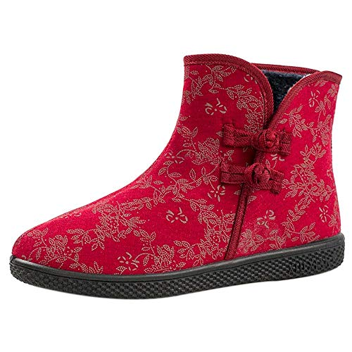 Hunzed Women Shoes Christmas Plus Velvet Women's Shoes for sale  Delivered anywhere in USA