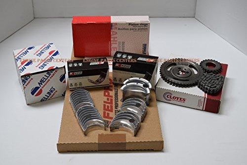 350 chevy engine gasket kit - 9