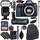 Canon EOS 6D Mark II Digital SLR Camera Body - Wi-Fi Enabled with...