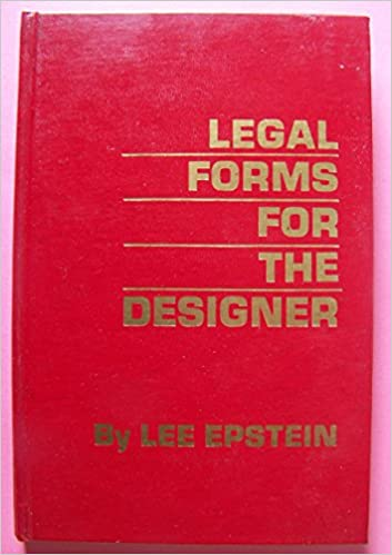 Legal Forms For The Designer A Standard Business Practice Guide For - Standard legal forms