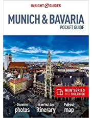 Insight Guides Pocket Munich & Bavaria (Travel Guide with Free eBook)