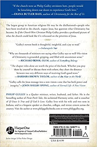 If the Church Were Christian: Rediscovering the Values of Jesus ...