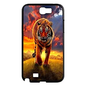 [H-DIY CASE] For Samsung Galaxy Note 2 -Powerful Tiger Pattern-CASE-11