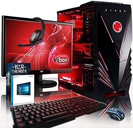 Vibox Apache - Ordenador de sobremesa (AMD FX-6300, 16 GB de RAM ...