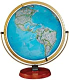Nicollet Illuminated Desktop World Globe From National Geographic