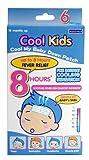 NanoMed Cool Kids Plaster Gel For Fever (1 Box)