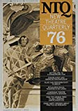 New Theatre Quarterly 9780521535915