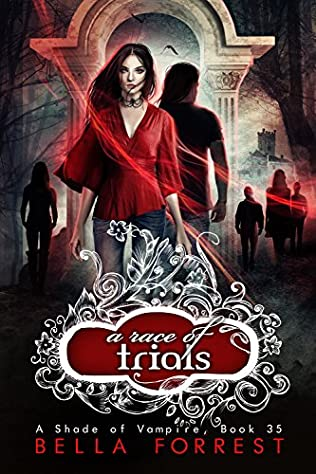 book cover of A Race of Trials