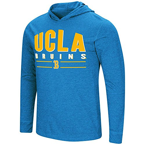 Colosseum Mens UCLA Bruins Long Sleeve Tee Shirt Hoodie for sale  Delivered anywhere in USA