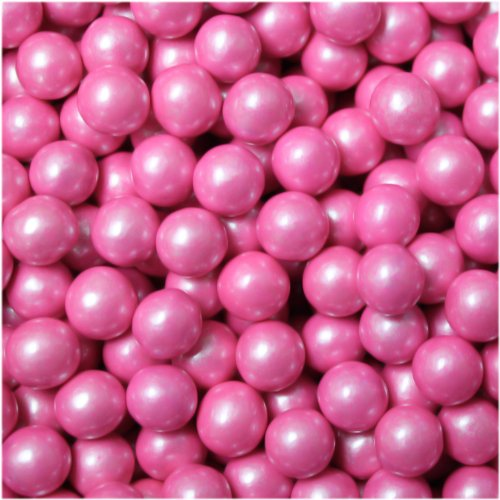 Sixlets Pink Pearl Candy 5lb -