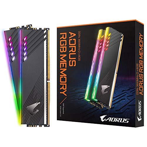 Gigabyte AORUS RGB 16GB (2x8GB) 3600MHz Memory Kit