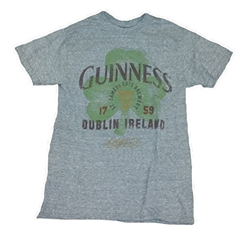 Guinness Beer Dublin Ireland 1759 Licensed Graphic T-Shirt - X-Large