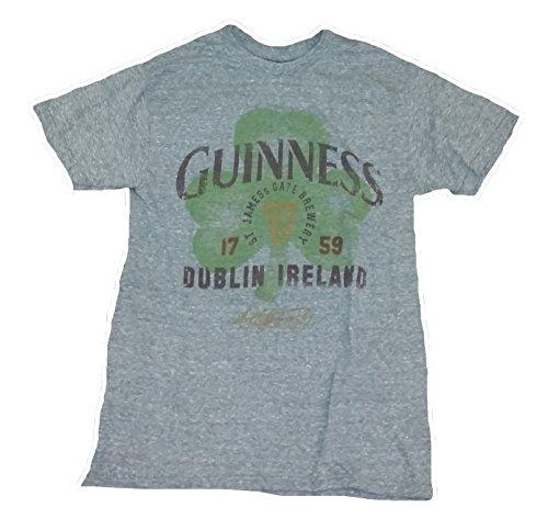 guinness-beer-dublin-ireland-1759-licensed-graphic-t-shirt-large