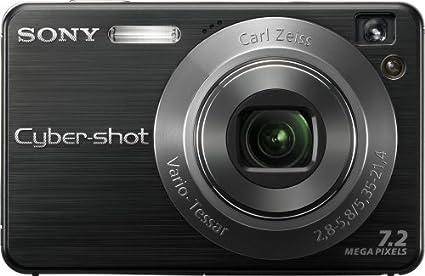 amazon com sony cybershot dscw120 b 7 2mp digital camera with 4x rh amazon com Sony Cyber-shot 5.0 Megapixels Manual Sony Cyber-shot 5.0 Megapixels Manual