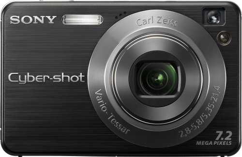 amazon com sony cybershot dscw120 b 7 2mp digital camera with 4x rh amazon com sony camera dsc-w120 manual sony cyber shot dsc w120 manual