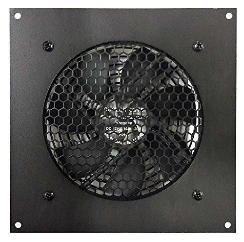 Lite coolerguys Blower Fan Component Cooler with Manual Speed Control