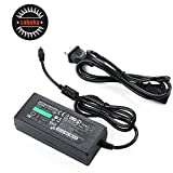 Lahoku Power Supply 12volt 5amp 60watt MAX DC Power Adapter for 5050 3528 5630 LED Strip Light, Tape Light, Rope Light, Wireless Router, ADSL Cats, Security Cameras and other Low Voltage Device