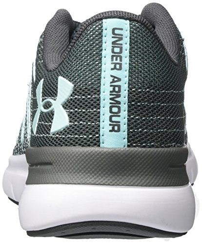 Mujer Running W UA para Armour de 3 Zapatillas Under Gris Rhino Gray Thrill w0Oxq4qz