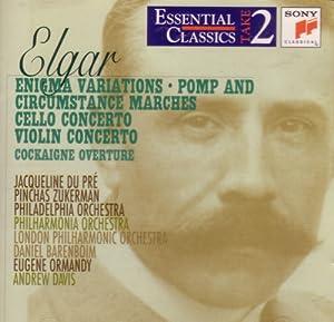 Enigma Variations / Cello Concerto / Violin Cto