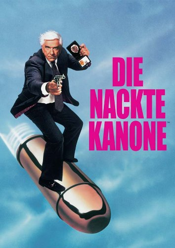 Filmcover Die nackte Kanone