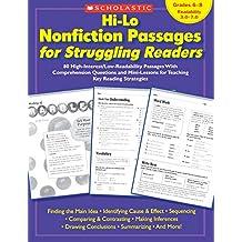 Amazoncom 7th Grade Reading Phonics Instruction Methods Books