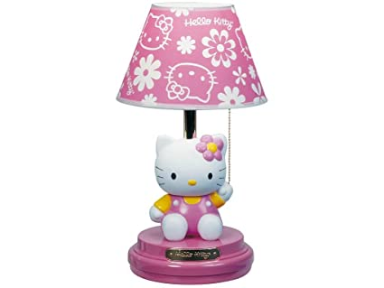 lampe de bureau hello kitty. Black Bedroom Furniture Sets. Home Design Ideas