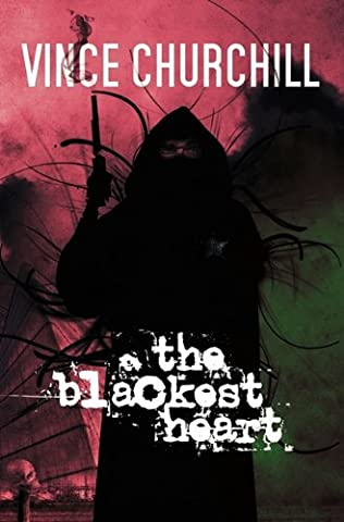 book cover of The Blackest Heart