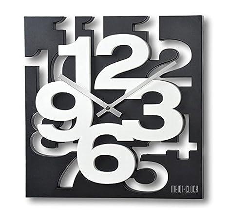 GMMH 3 D Moderno Orologio da Parete di Design 1106 Orologio da ...
