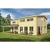 Allwood Eagle Vista | 1376 SQF Cabin Kit