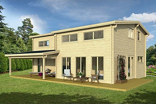 Allwood Eagle Vista | 1336 SQF Cabin Kit