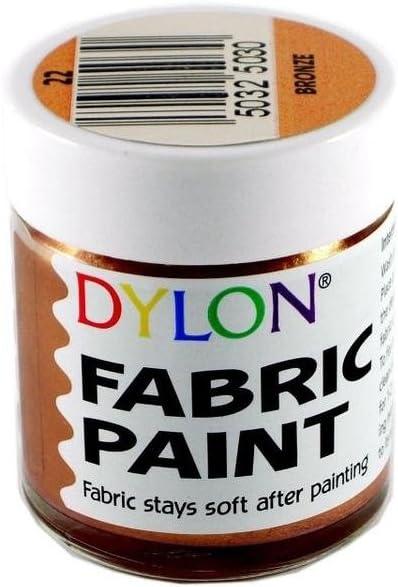 DYLON tinte textil Metálico Bronce 25ml