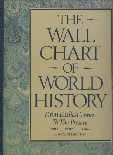 The Wall Chart of World History: From Earliest Times To The Present ()