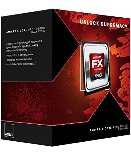 AMD FX-8350 4 GHz 8-Core Processor