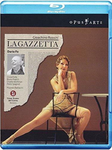 Pietro Spagnoli - La Gazzetta (Blu-ray)