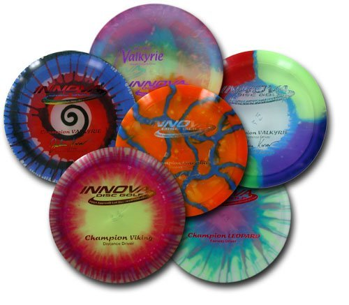 Innova Champion Tie Dye Beast Golf Disc