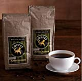 Harry & David Moose Munch Decaffeinated Whole Bean Coffee, 12 oz
