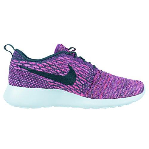 Taille 39 Femmes Chaussures Nike 704927 Flyknit Rosherun 302 Wmns Violet x8IIqztSw