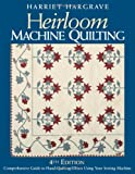 Heirloom Machine Quilting, Harriet Hargrave, 1571202366