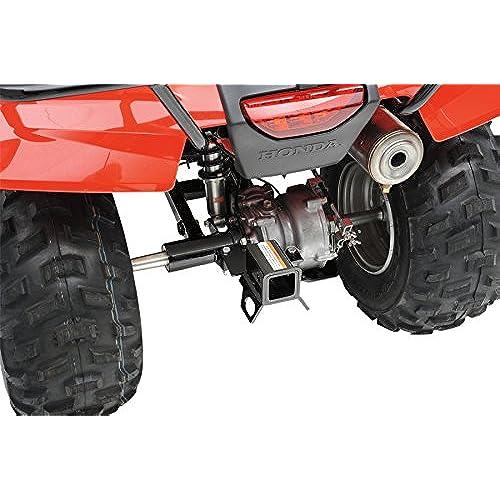 New Heavy Duty 2 Inch Rear Receiver Hitch   1997 2016 Honda TRX250 Recon ATV