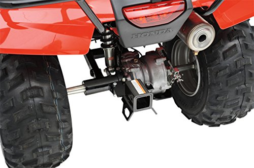 New Heavy Duty 2-Inch Rear Receiver Hitch - 1997-2016 Honda TRX250 Recon ATV