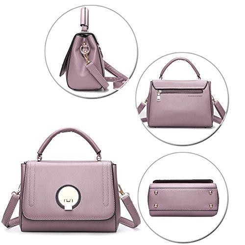 G-AVERIL - Bolso mochila  para mujer Negro negro negro